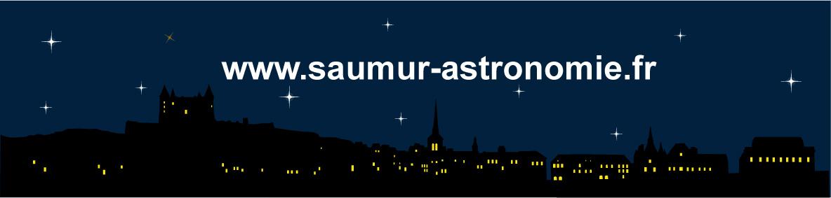 entete du site web www.saumur-astronomie.fr de 3 AS