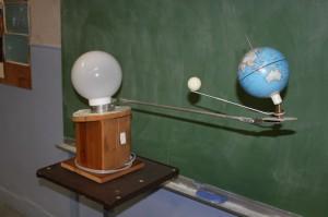 Système terre lune